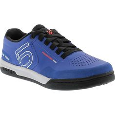 Five Ten Men's Freerider Pro Shoe - 9.5 - EQT Blue