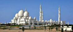 Abu Dhabi a place you must visit http://www.oasistravel.de/urlaub/arabische-emirate.html
