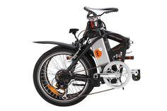 Nueva e-Bike de #Adriatica, modelo Mini. Bicicleta eléctrica plegable. #avantumbikes