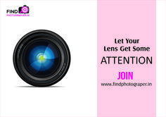 join http://findphotographer.in