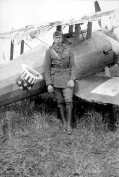 98th Aero Squadron, France, World War I.