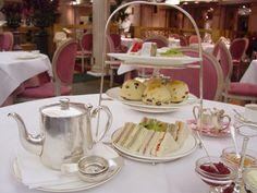 Harrods Afternoon Tea   Tea at Harrods