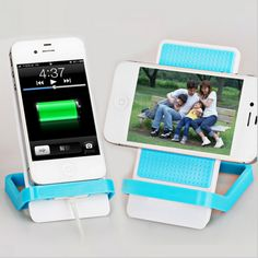 Silicone Slip Resistant Phone Holder For Mobile Phone Pad