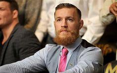 conor mcgregor -handsome and badass
