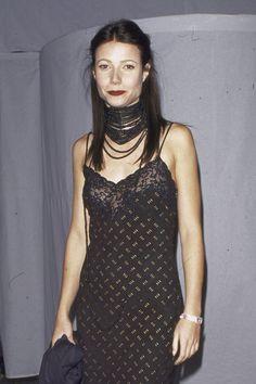 Gwyneth Paltrow in December 1999.