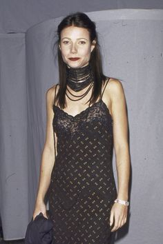 Gwyneth Paltrow in December 1999.