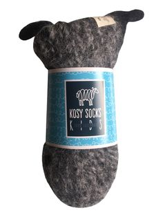 Very light wool bootties for kids, available in many colors...