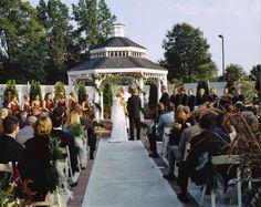 Beautiful Gazebo Wedding Ceremony