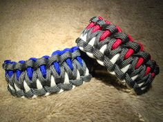 Rawk's Knotorials: Knotorial 14 - The Northern Spikes (Bracelet)