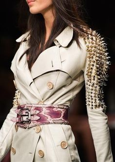 burberry exotic spring summer love the trenchcoat!!!