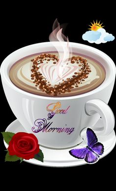 Good Morning Flowers Pictures, Good Morning Sunday Images, Good Morning Inspiration, Good Morning Cards, Latest Good Morning, Cute Good Morning, Good Morning Coffee, Good Morning Picture, Good Morning Messages