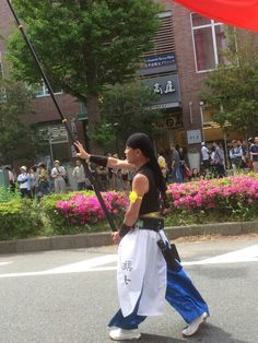2014年5月3日『第62回ザ・よこはまパレード 横浜みなと祭り 国際仮装行列』で「横浜旗士道with関東旗士連合」が演舞してきました♪