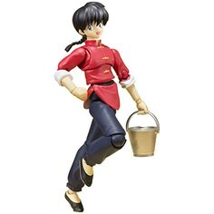 """Bandai Tamashii Nations S.H. Figuarts Saotome Male """"Ranma 1/2 Action Figure >>> Want to know more, click on the image. (This is an affiliate link) #ActionToyFigures"""