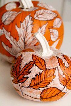 DIY Halloween: DIY sketchbook pumpkins: DIY Halloween Decor