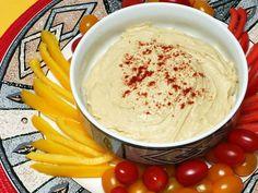 Got Hummus? Learn how to make healthy hummus that is diabetic-friendly. Diabetic Gourmet Magazine  DiabeticGourmet.com