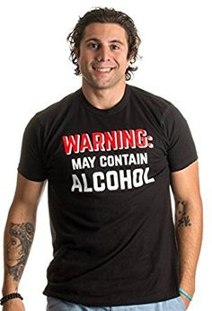 """WARNING: May Contain Alcohol"" 