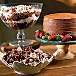 Brownie Trifle Recipe   MyRecipes.com