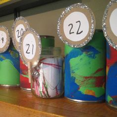 Some great advent ideas...for next year!