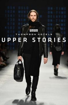 Last week during Toronto's Word Mastercard Fashion Week Thompson Toronto was Rudsak's home base-from pre-show preparations, to showrooms for final fittings, culminating in their amazing after party for their fashion show, 550 Wellington Street West was where all the action took place.