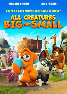 All Creatures Big and Small Movie Review - http://www.tidbitsofexperience.com/all-creatures-big-and-small-movie-review/http://www.tidbitsofexperience.com/wp-content/uploads/2015/07/All-Creatures-Big-and-Small.jpg I love kids movies! I don't know who loves them more the kids or me. All Creatures Big and Small is a cute animated movie that shares the story of the Noah's Ark, but with a twist. From the Press Join the animal kingdom on the journey of a lifetime with the exclusi