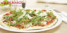 For just AED 25, receive a voucher worth AED 50 to spend on food and beverages at Vapiano – Valid at Dubai Mall