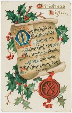 Antique & Vintage Christmas