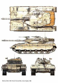 Merkava Mk. 2