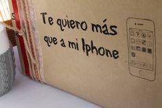 Te quiero más que a mi Iphone