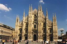 Milan is a famous city in Italy also known as the world's fashion capital. It is the capital of Lombardy and one of the largest cities in Italy. Milan is a city