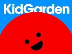 """다음 @Behance 프로젝트 확인: """"KidGarden"""" https://www.behance.net/gallery/32996119/KidGarden"""