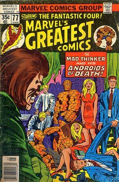 Marvel's Greatest Comics 077 [May 1978]