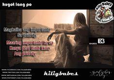 Talagang ganyan kung ang mahal mo, may pangarap na dapat unahin. Hugot, Jokes, Movie Posters, Husky Jokes, Film Poster, Memes, Funny Pranks, Lifting Humor, Billboard