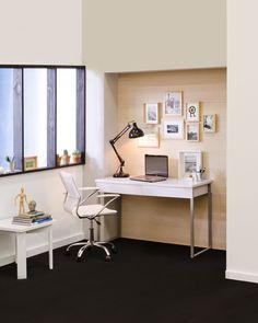 Creá el espacio en el que más te guste estar y sea especial para vos. #Easy #Escritorio #HomeOffice