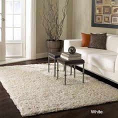 soft and plush multi shag rug 4u0027 x 6u0027 for under the