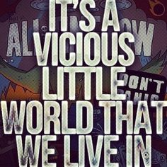 The Reckless and the Brave. All Time Low.