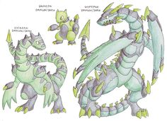 """My second Bug legendary 377-Sultaranta (Sultan{Hindu ruler}-Tarantula) -Bug/Rock -Rock Shell Pokemon -""""He born when the great one wenti divided, like his other parts. He is the shell, a sturdy armo..."""