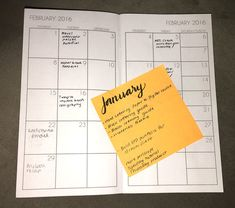 My half-baked plans and sticky notes that were working better for me than Reminders, Google Calendars, and Evernote notebooks