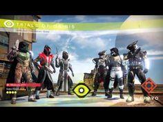 Destiny: The Taken King - Trials of Osiris Year 2 - Twilight Gap - FLAWL...