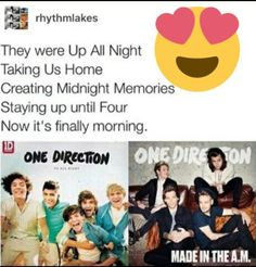 Yay! my direction.......