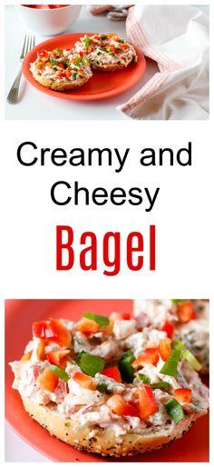 Cheesy and Veggie Cream Cheese Spread - Noble Recipes Top Recipes, Lunch Recipes, Sweets Recipes, Easy Recipes, Healthy Italian Recipes, Vegetarian Recipes, Diabetic Recipes, Dried Vegetables, Veggies