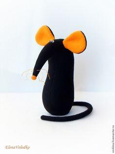 """Мышки """"Огонь и Земля"""". Handmade."""