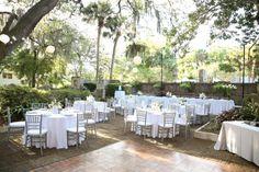 Art inspired wedding at Maitland Art Center. Beautiful outdoor spring wedding. Same sex wedding in Maitland, FL. Orlando Wedding Planner