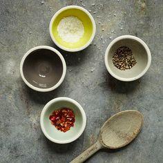 Color Glaze Pinch Bowl Set #WestElm