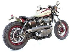 Deus Ex Machina New Blood - via Return of the Cafe Racers