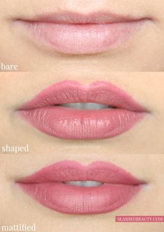 How to Make Your Lips Look Bigger with Makeup the Right Way | Slashed Beauty #beauty #makeup #lipstick
