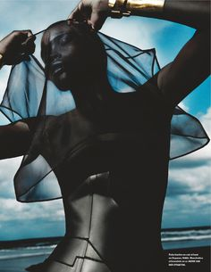 visual optimism; fashion editorials, shows, campaigns & more!: on the rocks: jeneil williams by txema yeste for numéro #150 february 2014