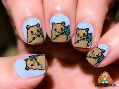 春の歌 (Harunouta) - L017 Nail Stamping, Enamel, Nails, Accessories, Finger Nails, Vitreous Enamel, Ongles, Enamels, Nail