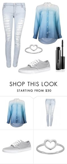 """""""Untitled #18"""" by sarrinka ❤ liked on Polyvore featuring Acne Studios, Vans and Karen Walker"""