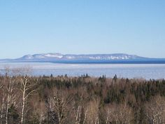 Sleeping Giant, Thunder Bay