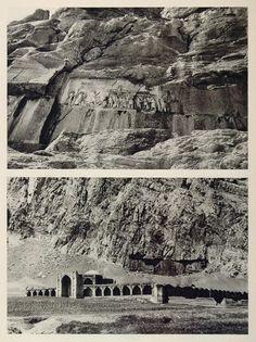 Amazing Places, Beautiful Places, Rocky Creek, Sassanid, Achaemenid, Ancient Persia, Iranian Art, King Of Kings, Angel Art